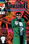 Cover for The Punisher War Journal (Marvel, 1988 series) #27 [Direct]
