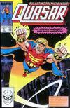 Cover for Quasar (Marvel, 1989 series) #1