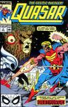 Cover for Quasar (Marvel, 1989 series) #2 [Direct]