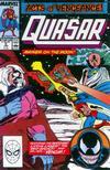 Cover for Quasar (Marvel, 1989 series) #6