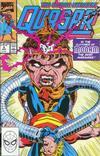 Cover for Quasar (Marvel, 1989 series) #9
