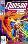 Cover for Quasar (Marvel, 1989 series) #11