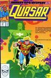 Cover for Quasar (Marvel, 1989 series) #15