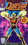 Cover for Quasar (Marvel, 1989 series) #16