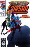 Cover for Quasar (Marvel, 1989 series) #21