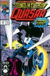Cover for Quasar (Marvel, 1989 series) #23