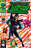 Cover for Quasar (Marvel, 1989 series) #24