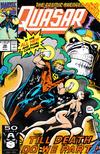 Cover for Quasar (Marvel, 1989 series) #26