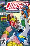Cover for Quasar (Marvel, 1989 series) #31