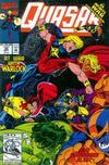 Cover for Quasar (Marvel, 1989 series) #38