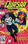 Cover for Quasar (Marvel, 1989 series) #42