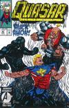 Cover for Quasar (Marvel, 1989 series) #44