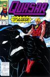 Cover for Quasar (Marvel, 1989 series) #45