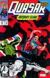 Cover for Quasar (Marvel, 1989 series) #46