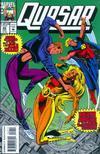 Cover for Quasar (Marvel, 1989 series) #49