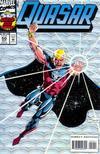 Cover for Quasar (Marvel, 1989 series) #50