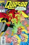 Cover for Quasar (Marvel, 1989 series) #53