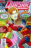 Cover for Quasar (Marvel, 1989 series) #54