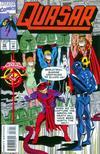Cover for Quasar (Marvel, 1989 series) #56