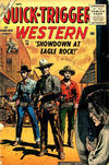 Cover for Quick Trigger Western (Marvel, 1956 series) #14