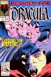 Cover for Requiem for Dracula (Marvel, 1993 series) #1