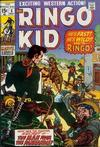 Cover for The Ringo Kid (Marvel, 1970 series) #3