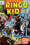 Cover for The Ringo Kid (Marvel, 1970 series) #4