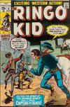 Cover for The Ringo Kid (Marvel, 1970 series) #6