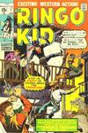 Cover for The Ringo Kid (Marvel, 1970 series) #7