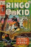 Cover for The Ringo Kid (Marvel, 1970 series) #8