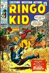 Cover for The Ringo Kid (Marvel, 1970 series) #9