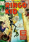 Cover for The Ringo Kid (Marvel, 1970 series) #10