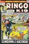 Cover for The Ringo Kid (Marvel, 1970 series) #17