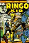 Cover for The Ringo Kid (Marvel, 1970 series) #18
