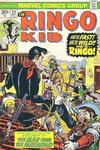 Cover for The Ringo Kid (Marvel, 1970 series) #22