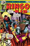 Cover for The Ringo Kid (Marvel, 1970 series) #27