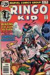 Cover for The Ringo Kid (Marvel, 1970 series) #28