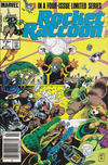 Cover Thumbnail for Rocket Raccoon (1985 series) #3 [Newsstand]