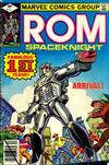 Cover for ROM (Marvel, 1979 series) #1 [Direct Edition]
