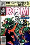 Cover Thumbnail for ROM (1979 series) #24 [Newsstand Edition]