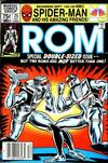 Cover Thumbnail for ROM (1979 series) #25 [Newsstand Edition]