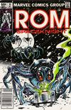 Cover Thumbnail for ROM (1979 series) #30 [Newsstand Edition]