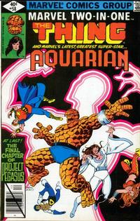 Cover Thumbnail for Marvel Two-In-One (Marvel, 1974 series) #58