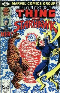 Cover Thumbnail for Marvel Two-in-One (Marvel, 1974 series) #61 [Direct]