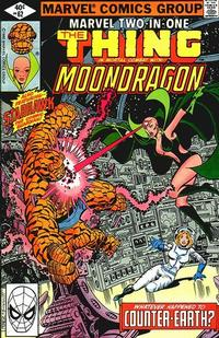 Cover Thumbnail for Marvel Two-in-One (Marvel, 1974 series) #62 [Direct]