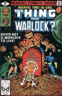 Cover Thumbnail for Marvel Two-in-One (Marvel, 1974 series) #63 [Direct]
