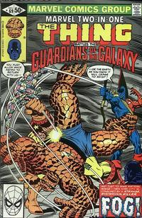 Cover Thumbnail for Marvel Two-in-One (Marvel, 1974 series) #69 [Direct]