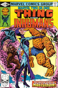 Cover Thumbnail for Marvel Two-in-One (Marvel, 1974 series) #72 [Direct]