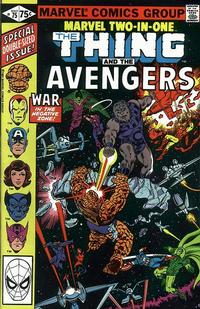 Cover Thumbnail for Marvel Two-in-One (Marvel, 1974 series) #75 [Direct]