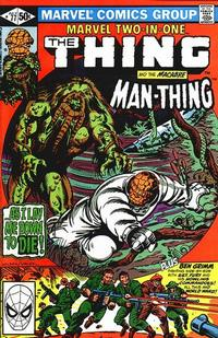 Cover Thumbnail for Marvel Two-In-One (Marvel, 1974 series) #77 [Direct Edition]